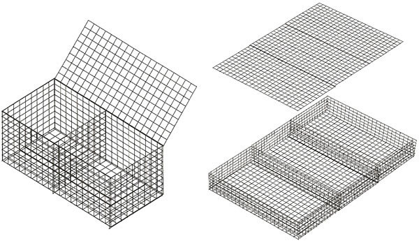 Surface Treatment Of Gabion Box